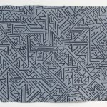 Labyrinth V - lithograph