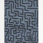 Four - woodcut