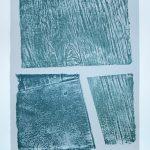 Tread Mark - lithograph